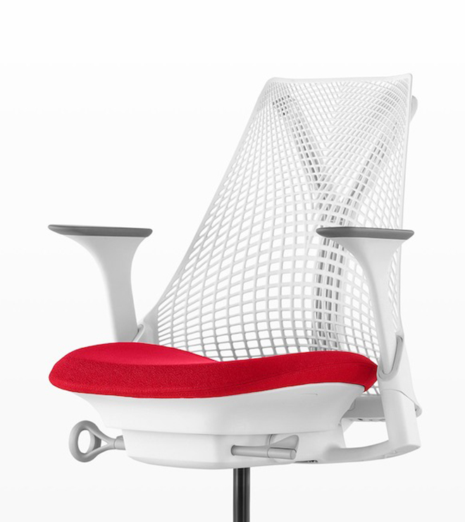 Artistic Ergonomic Chair