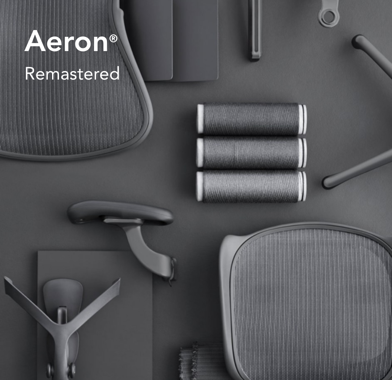 The World's Bestselling Aeron Office Chair