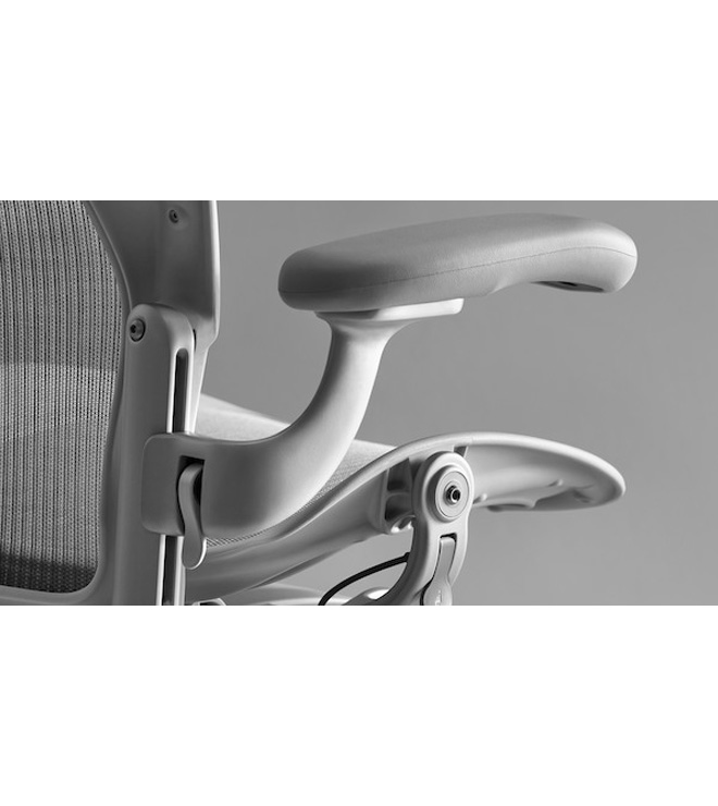 Comfortable Mesh Material for Seat and Back