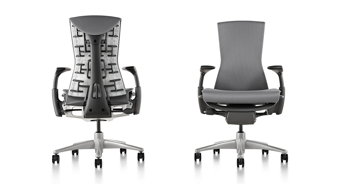 Embody Chair Personalization and Improvement