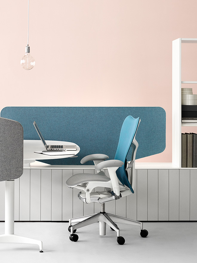 Chair for Active Work Style