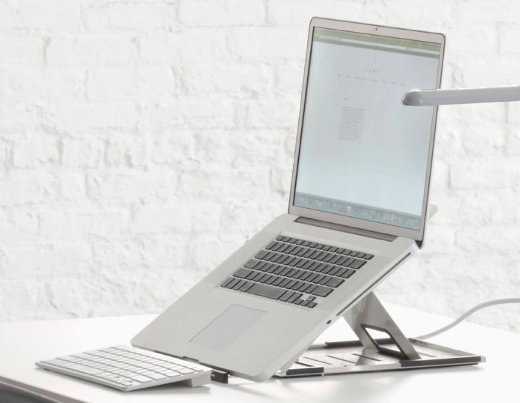 Lapjack Monitor Arm by Herman Miller